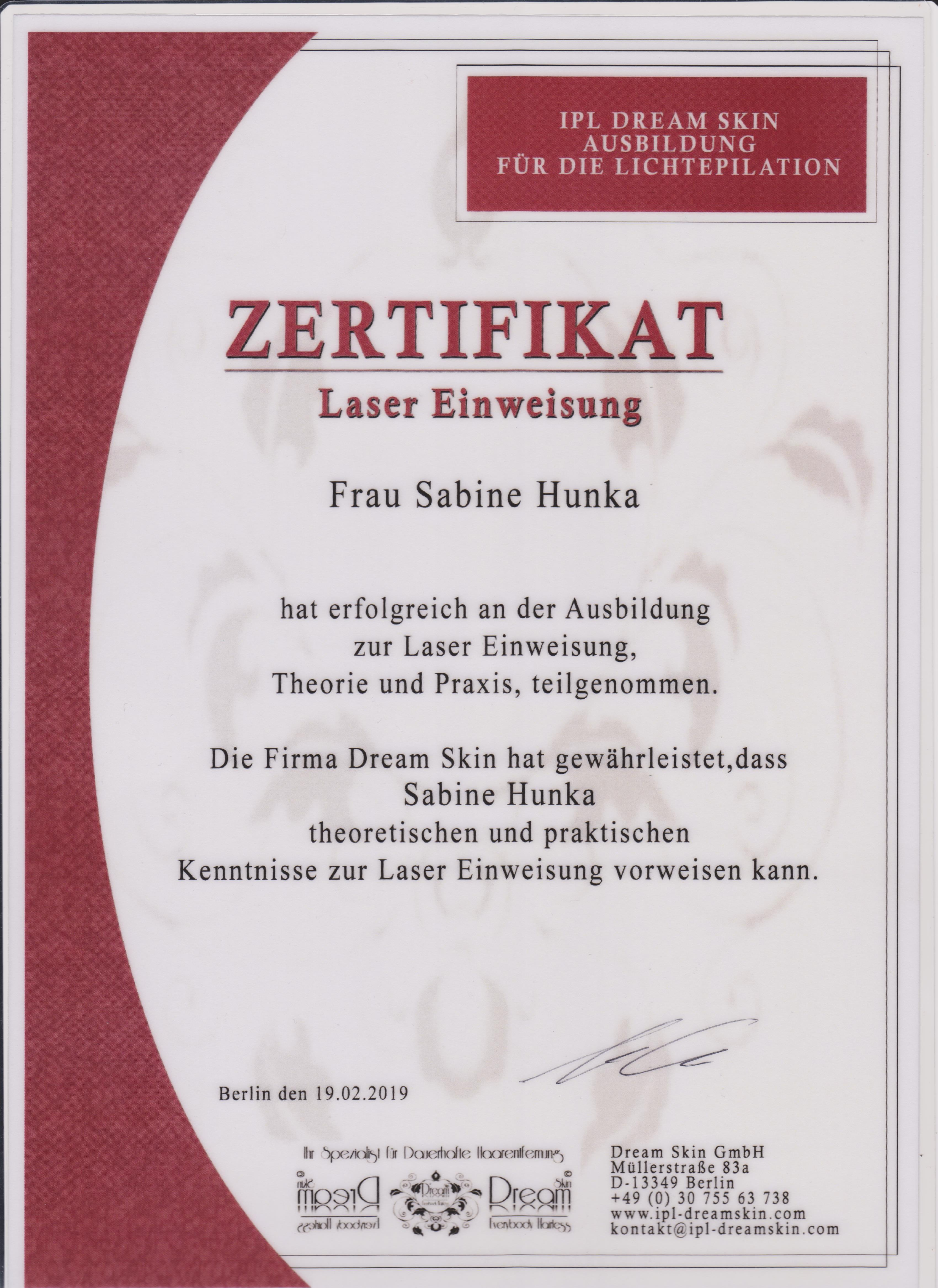 LaserZertifikat 001